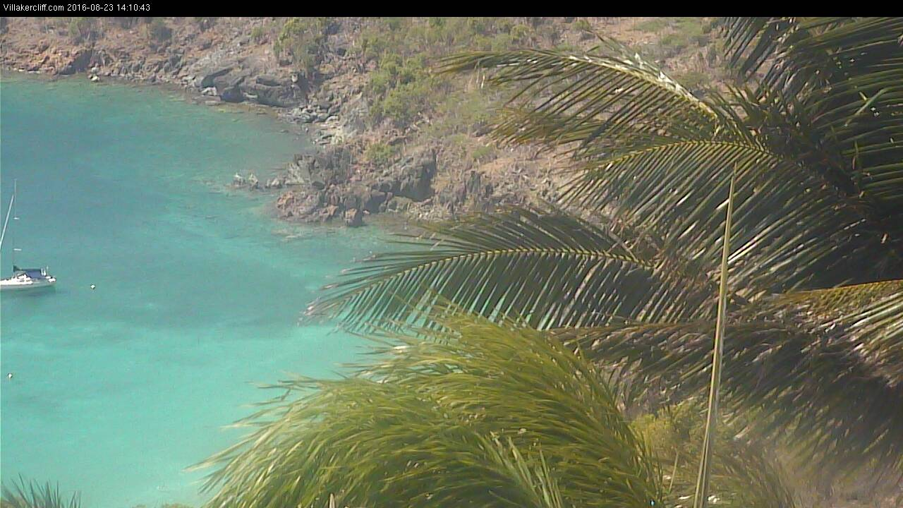 St Barth - Villakercliff.com - Colombier - Webcam